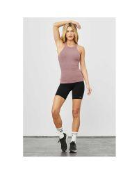 Alo Yoga Biker short kratke pajkice, hlače