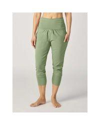Lotuscrafts 3/4 hlače iz organskega bombaža Organic Yoga