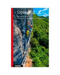 Slovenija – športnoplezalni vodnik Sidarta