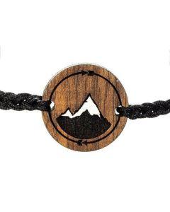 Lesena zapestnica Zasnežene gore