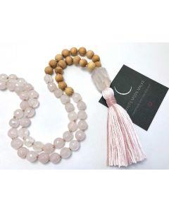 Jogijski nakit, verižica Mala Peace - Mir