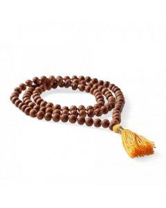 Mala Sandalwood, jogijski nakit