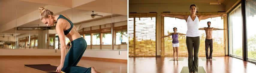 Oprijem joga podloge